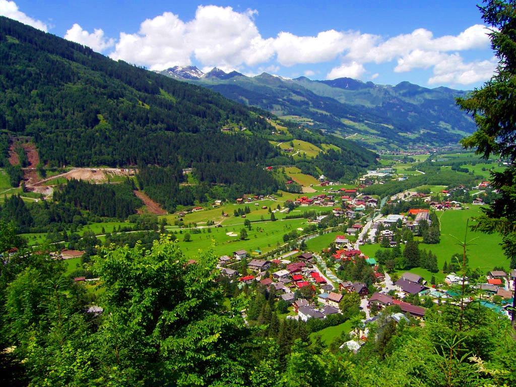 Zomervakantie in Bad Gastein